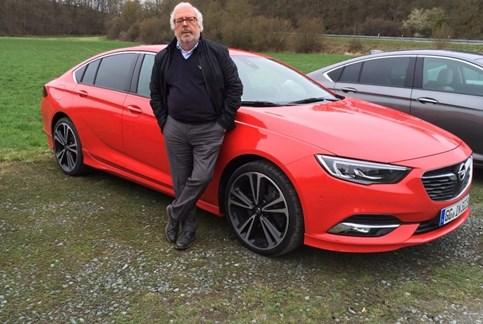 Já guiámos o novo Opel Insignia Grand Sport que chega em Julho