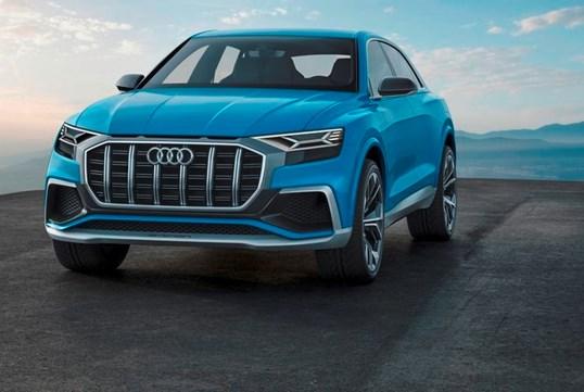 Audi vai alargar a sigla desportiva RS à sua família de SUV