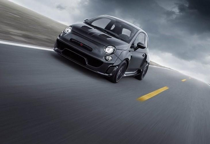 Pogea Racing cria Fiat 500 com 404 cv de potência