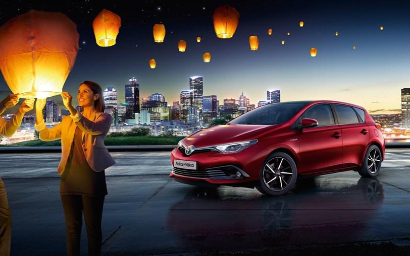 Toyota continua a dar cartas nos híbridos