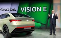 Tudo o que se pode saber sobre o Skoda Vision E Concept
