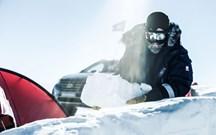 Hyundai Santa Fe atravessou a Antárctida