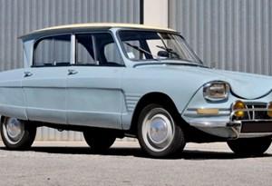 HOJE HÁ 56 ANOS: Citroën lançou o Ami 6 em toda a Europa