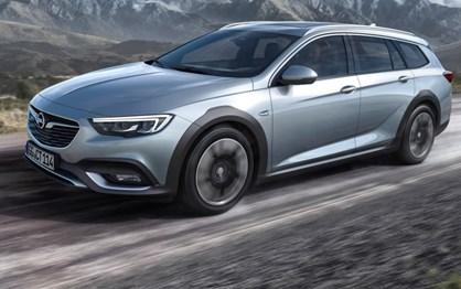 Nova carrinha Opel Insignia ganha variante aventureira