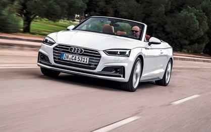Audi A5 Cabrio está a chegar e já tem preços