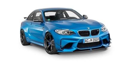 BMW M2 Schnitzer com 420 cv