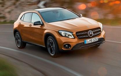 Novo Mercedes GLA está a chegar com preços desde 36.900 €