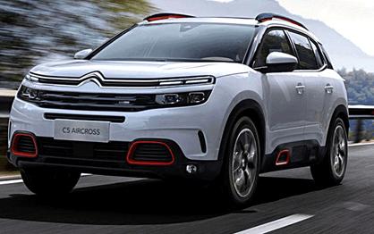 "Conheça o C5 Aircross, o Citroën ""anti-Qashqai"""