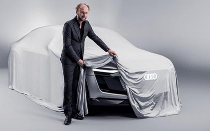 Audi e-tron Sportback Concept vai brilhar em Xangai