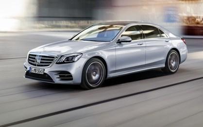 Novo Mercedes Classe S já foi apresentado