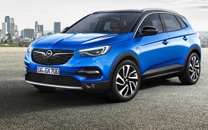 "Grandland X – Opel mostra o seu ""anti-Qashqai""!"