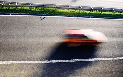 Os piores casos de excesso de velocidade na Europa