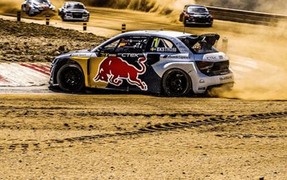 As melhores imagens do Mundial de Rallycross em Montalegre