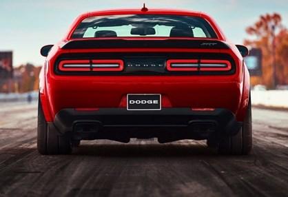 Hennessey quer levar o Dodge Challenger Demon aos 1500 cv