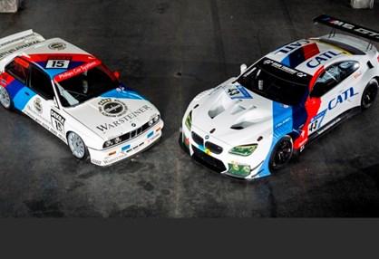 Félix da Costa no Nürburgring com BMW… histórico!