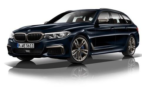 BMW M550d xDrive agora com… quatro turbos e 400 cv!