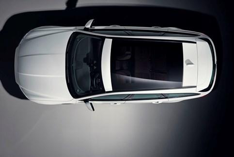 Revelada a primeira imagem do novo Jaguar XF Sportbrake