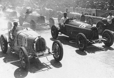 HOJE HÁ 84 ANOS: GP do Mónaco utiliza pela primeira vez a grelha de partida