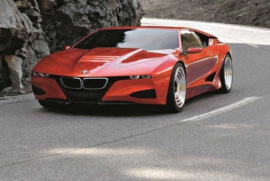 BMW imagina superdesportivo… híbrido