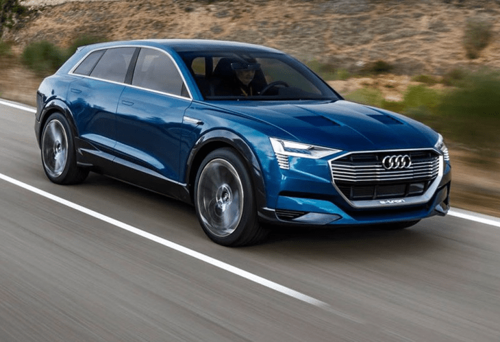 Já abriram as encomendas para o primeiro Audi eléctrico!