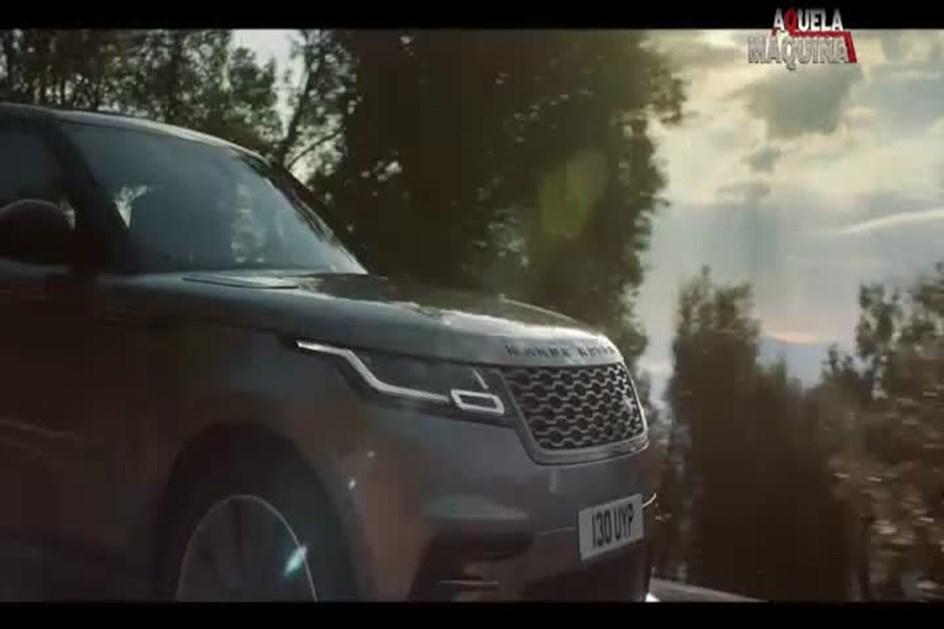 Saiba tudo sobre o novo Range Rover Velar