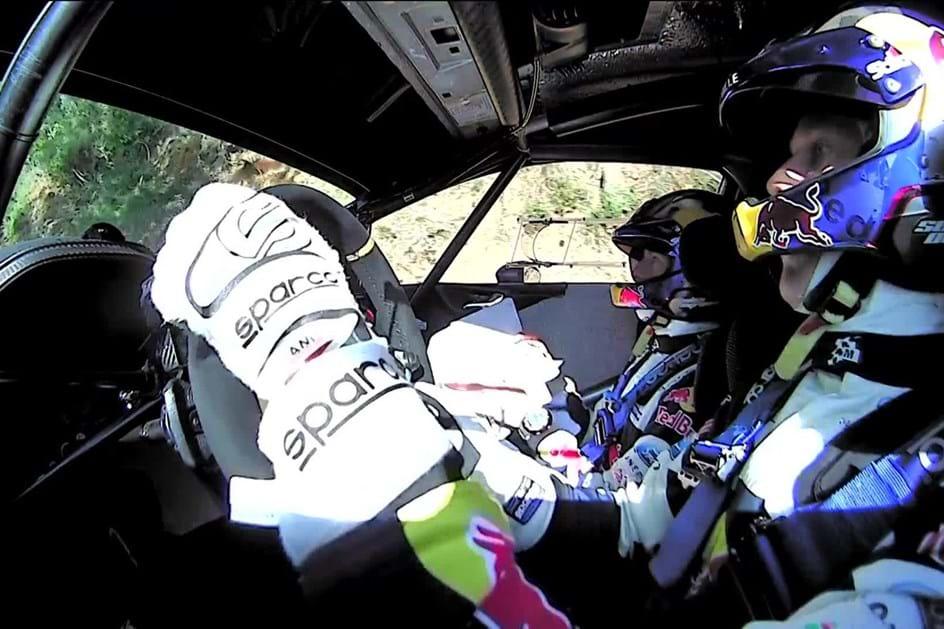 WRC: Os melhores momentos da Volta à Corsega