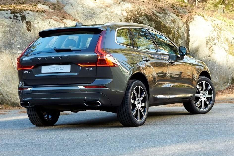 Volvo XC60 entrou em produção
