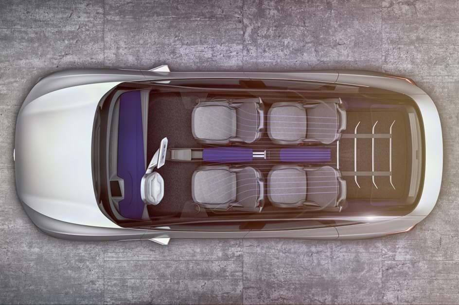 I.D. Crozz é o novo elemento da família de eléctricos da Volkswagen