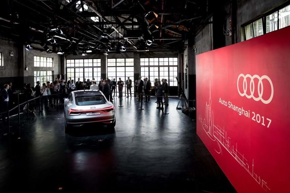 A maior novidade do Audi e-tron Sportback Concept? É para produzir!!