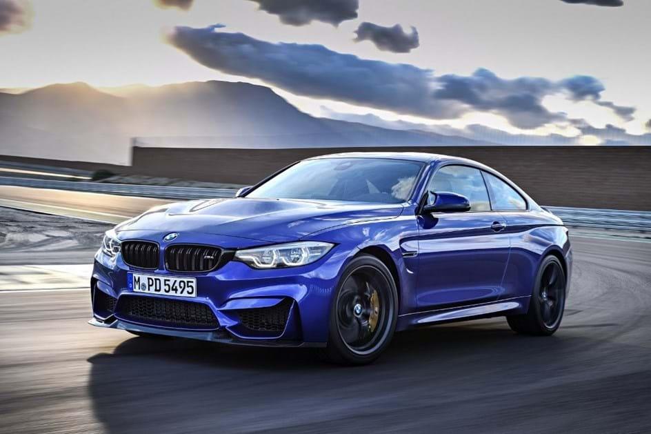 BMW M4 CS já foi apresentado e vem com 460 cv