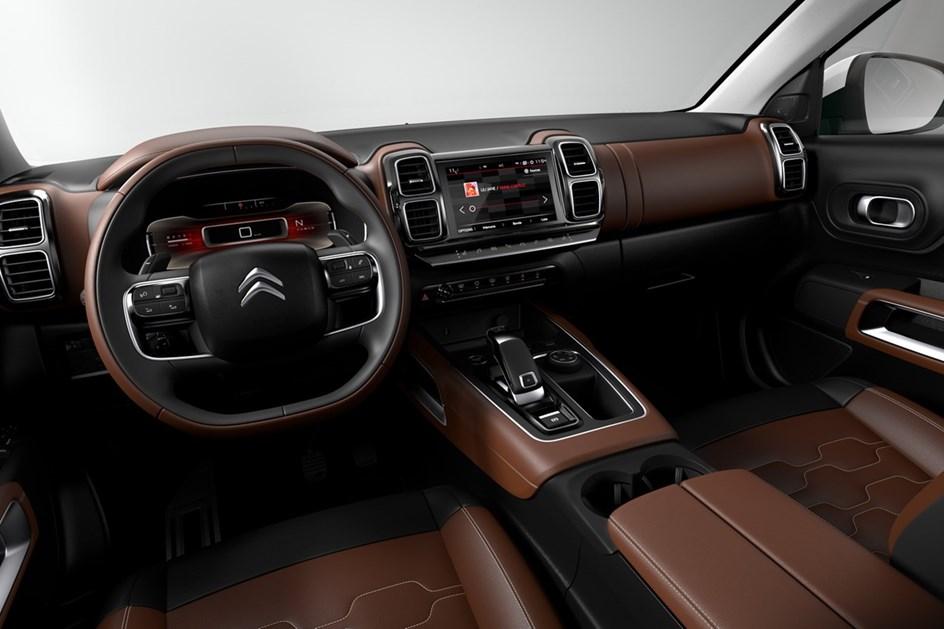 Citroen C5 Aicross apresentado com versão híbrida plug-in de 300 cv