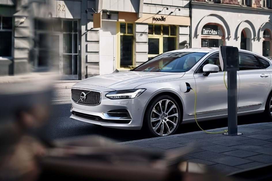 Primeiro Volvo eléctrico será produzido na China