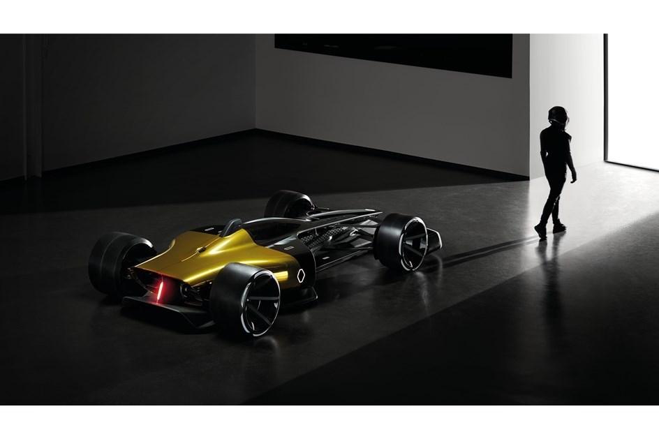 Renault sonhou a F1 em… 2027 e é espectacular!