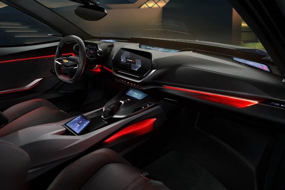 Chevrolet desvenda FNR-X em Xangai