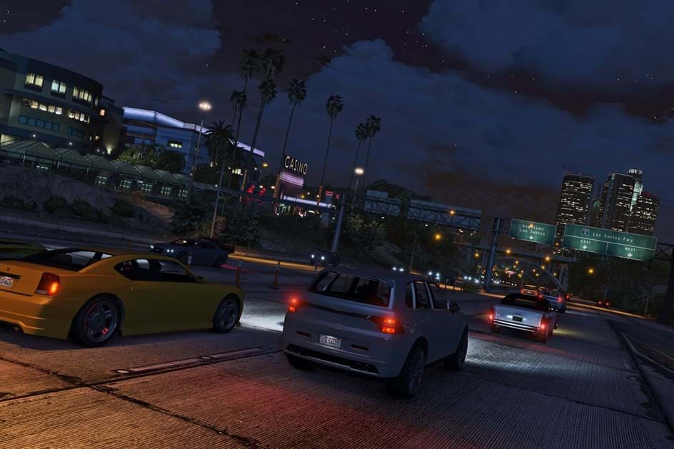 Automóveis autónomos vão aprender a conduzir com o GTA V!