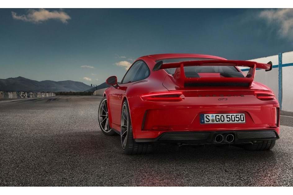 Director da Porsche GT desvaloriza tempos de Nürburgring