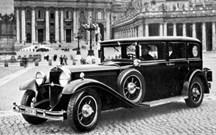 Mercedes Nurburg 460 - 1930 - Pio XI