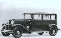 Fiat 525 - 1929 - Papa Pio XI