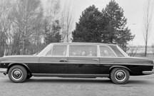 Mercedes 300 SEL - 1967 - Papa Paulo VI