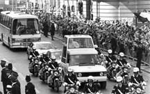 Range Rover - 1982 - Papa João Paulo II