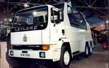 Leyland Constructor - 1982 - Papa João Paulo II