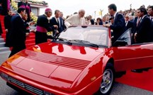 Ferrari Mondial - 1988 - Papa João Paulo II