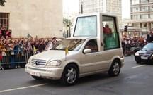 Mercedes ML340 – 2002 – Papa João Paulo II