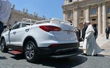 Hyundai Santa Fé – 2014 – Papa Francisco