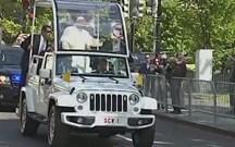 Jeep Wrangler – 2015 – Papa Francisco