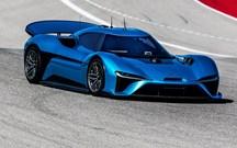 Eléctrico Nio EPO pulveriza recorde da Lamborghini no Nurburgring