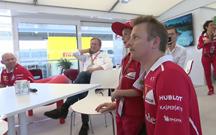 O fã que comoveu a Fórmula 1