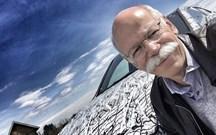 Patrão da Mercedes foi aprovar o novo Classe A