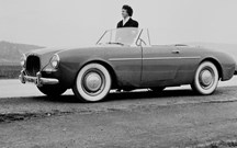 HOJE HÁ 60 ANOS: adeus ao roadster da Volvo
