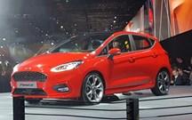 Novo Ford Fiesta entra em produção